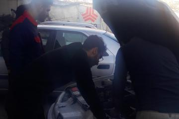 آموزش تعمیرات ای سی یو خودرو  در ایسیو شمال  مازندران با مدیریت مهندس مهرداد حیدری