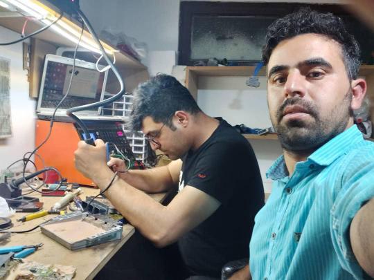 آموزش تعمیر بردهای الکترونیک و ای سی یو